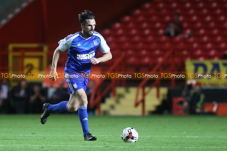 Jonathan Douglas of Ipswich Town during Charlton Athletic vs Ipswich Town, Friendly Match Football at The Valley on 26th July 2016