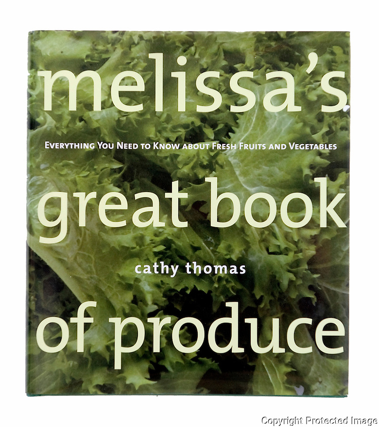 Melissa's Great Book of Produce. Author - Cathy Thomas. Photographer - Nick Koon.Publisher - John Wiley and Sons.