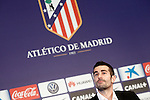 20150109. Atletico de Madrid's new player Cani.