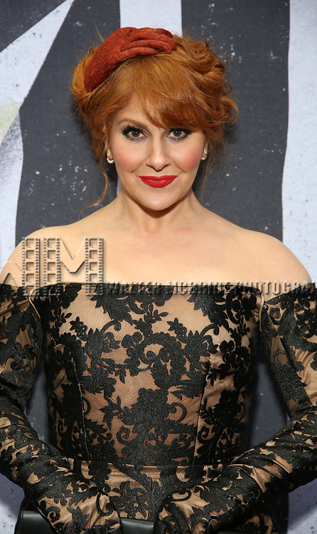 """Julie Klausner attends the Broadway Opening Night Performance for """"Beetlejuice"""" at The Wintergarden on April 25, 2019  in New York City."""