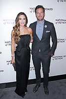 NEW YORK, NY - JANUARY 9:  Elizabeth Chambers and Armie Hammer at The National Board of Review Annual Awards Gala at Cipriani 42nd Street on January 9, 2018 in New York City. <br /> CAP/MPI99<br /> &copy;MPI99/Capital Pictures