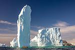 Ice Monolith, Antarctica
