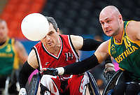 2012 London International Invitational Wheelchair Rugby Tournament