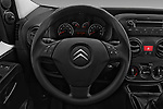 Car pictures of steering wheel view of a 2017 Citroen Nemo Business 4 Door Car van