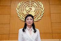 THAILAND Prime Minister UNOG