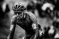 muddy Jim Aernouts (BEL/Telenet-Baloise Lions)<br /> <br /> Jaarmarktcross Niel 2019 (BEL)<br /> <br /> ©kramon