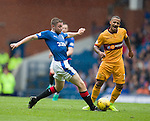 Jordan Rossiter and Lionel Ainsworth