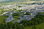 An aerial view of St. mary's cathedral, Killarney..Picture by Don MacMonagle