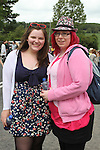 Patrice Dunlea and Linda O'Connor from Fermoy at Slane Concert 2011..(Photo credit should read Jenny Matthews www.newsfile.ie)....This Picture has been sent you under the conditions enclosed by:.Newsfile Ltd..The Studio,.Millmount Abbey,.Drogheda,.Co Meath..Ireland..Tel: +353(0)41-9871240.Fax: +353(0)41-9871260.GSM: +353(0)86-2500958.email: pictures@newsfile.ie.www.newsfile.ie.
