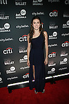 Tiler Peck Attends The Premiere of the new AOL On Original Series city.ballet Held at Tribeca Cinemas, NY