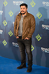 """Oscar Reyes attends to the premiere of the new series of chanel Calle 13, """"Shades of Blue"""" at Callao Cinemas in Madrid. April 05, 2016. (ALTERPHOTOS/Borja B.Hojas)"""