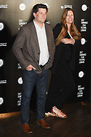 Michael Showalter and Marianna Palka<br /> at the Sundance Film Festival:London opening photocall, Picturehouse Central, London.<br /> <br /> <br /> ©Ash Knotek  D3270  01/06/2017