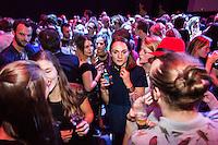 "Utrecht, 27-9-2014, Nederlands Film Festival. Filmfeest in Pandora, Tivre. #fm Serious Talent ""Hunting the Robot"" treedt op. Foto: Nichon Glerum"