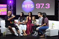 HOLLYWOOD, FL - NOVEMBER 02: Kiki Nyemchek and Koine Iwasaki of So You Think You Can Dance season 14 attend Hits Live at radio station Hits 97.3 on November 2, 2017 in Hollywood, Florida. Credit: mpi04/MediaPunch /NortePhoto.com