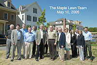 MB Maple Lawn - people 5-05