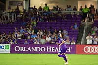 Orlando, FL - Saturday July 07, 2018:  Camila comes on the pitch for the first time this year, Orlando Pride vs Washington Spirit at Orlando City Stadium.