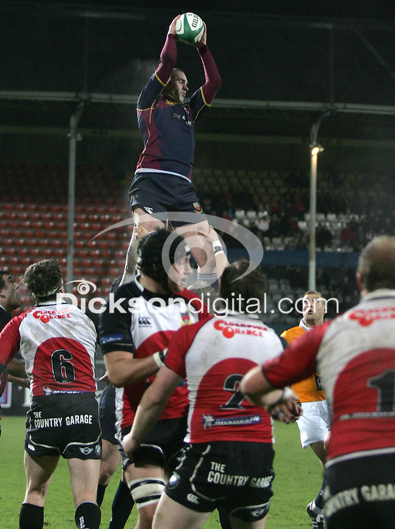Wednesday 14th December 2011 -  First Trust Ulster Senior Cup Final between Ballymena and Banbridge at Ravenhill, Belfast.<br /> <br /> Picture Credit - John Dickson - www.dicksondigital.com