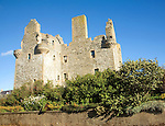 Scalloway castle, Shetland Islands, Scotland