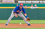5 March 2015: New York Mets infielder Ruben Tejada in Spring Training action against the Washington Nationals at Space Coast Stadium in Viera, Florida. The Mets fell to the Nationals after a late inning rally, dropping a 5-4 Grapefruit League game. Mandatory Credit: Ed Wolfstein Photo *** RAW (NEF) Image File Available ***