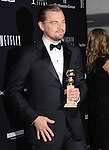 Leonardo DiCaprio<br /> <br /> <br />  attends THE WEINSTEIN COMPANY &amp; NETFLIX 2014 GOLDEN GLOBES AFTER-PARTY held at The Beverly Hilton Hotel in Beverly Hills, California on January 12,2014                                                                               &copy; 2014 Hollywood Press Agency