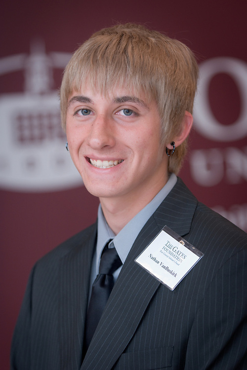 18950The Gates Foundation-Ross County Scholars recipients Press conference 6/17/08...Nathan VanBuskirk