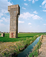 A watchtower on the Belgian border used during the Cold War to spot Russian planes. The Cold War, which formed part of the collective consciousness of post war Europe from 1945 until 1989, dominated the military and political landscape. These sparse and ageing relics of the covert war in Europe remain as testaments to the existence of this significant period in the shared history of the East and West... CHECK with MRM/FNA