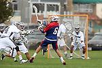 Newport Beach, CA 05/02/09 - Daniel Noto (CDM# 14), Max Satossky (CDM# 22) and Jack Farr (SI#6)