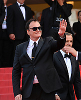 "CANNES, FRANCE. May 21, 2019: Quentin Tarantino at the gala premiere for ""Once Upon a Time in Hollywood"" at the Festival de Cannes.<br /> Picture: Paul Smith / Featureflash"