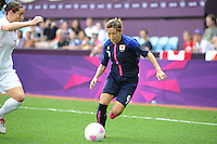 25.07.2012 Coventry, England. Nahomi KAWASUMI (Japan)  in action during the Olympic Football Women's Preliminary game between Japan and Canada from the City of Coventry Stadium