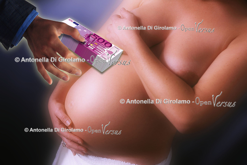 Utero in affitto. Surrogate mother.......