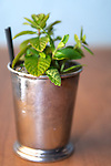 The Mint Julep is a popular classic cocktail, traditionally served at the Kentucky Derby.