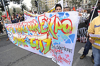 - Milano, manifestazione di protesta contro l'esposizione Universale Expo 2015<br /> <br /> - Milan, protest demonstration against Universal  Exposure Expo 2015