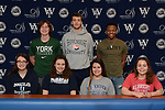 2019 West York February Athletic Signings