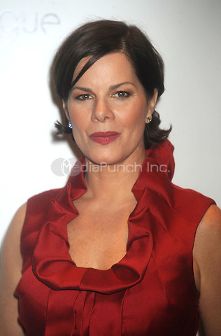 Marcia Gay Harden attends the 75th Annual Drama League Awards at the Marriot Marquis in New York City. May 15, 2009 Credit: Dennis Van Tine/MediaPunch