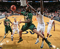 20101220 Norfolk State Spartans vs Virginia Cavaliers NCAA basketball