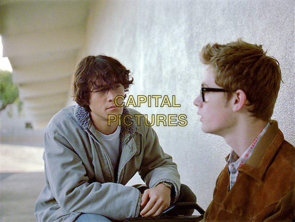 JOSEPH GORDON LEVITT & MATT O'LEARY.in Brick .*Filmstill - Editorial Use Only*.CAP/AWFF.Supplied by Capital Pictures.