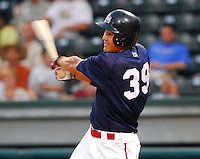 10 Aug 2007: Chih-Hsien Chiang of the Greenville Drive, Class A South Atlantic League affiliate of the Boston Red Sox, in a game against the Delmarva Shorebirds at West End Field in Greenville, S.C. Photo by:  Tom Priddy/Four Seam Images