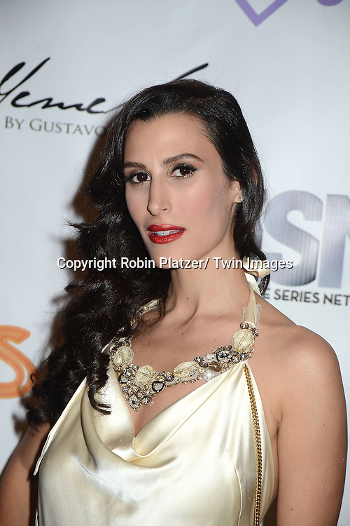 Jessica Press of Hustling attends the  4th Annual Indie Soap Awards  on Tuesday, February 19th at The New World Stages in New York City. .