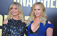 www.acepixs.com<br /> <br /> May 10 2017, LA<br /> <br /> Goldie Hawn (L) and Amy Schumer arriving at the premiere of 'Snatched' at the Regency Village Theatre on May 10, 2017 in Westwood, California<br /> <br /> By Line: Peter West/ACE Pictures<br /> <br /> <br /> ACE Pictures Inc<br /> Tel: 6467670430<br /> Email: info@acepixs.com<br /> www.acepixs.com