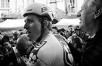 race winner Arnaud Démare (FRA/FDJ) immediately after winning the 107th Milano-Sanremo (2016)