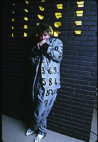 Portraits of Ozzy Osbourne photographed in Chicago, Illinois.<br /> 1986<br /> CAP/MPI/GA<br /> ©GA/MPI/Capital Pictures