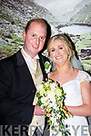Aisling Ahern, Ballyshonack, Kildorrery, Cork daughter of Rory and Mary (nee Harrington, Bonane, Kenmare), and John Stephen Roche, Tankardstown, Kildorrery, son of John and Mary who were married in St Bartolomews church Kildorrery on Friday, Fr Kelliher officiated at the ceremony, assisted by Fr Bluitte, best man was Shane Bermingham, groomsmen were Richard Sherlock, Jonathan Cott and Colm McDonald, bridesmaids were Sarah Ahern, Sinead Palmer, Niamh O'Reilly and Carmel courtney, pageboys were Patrick Gimblett, the recption was held in the Brehon Hotel and the couple will reside in Kildorrery