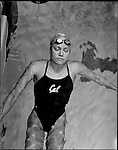 USA Olympic Preview 2004: Natalie COUGHLIN, 21, Swiming (100-m freestyle, 100-m backstroke, relays), Concord, California, May 2004.<br /><br />2004 &copy; David BURNETT (CONTACT PRESS IMAGES)