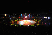A general view of the closing ceremony at Ellis Park. Brazil defeated USA 3-2 in the FIFA Confederations Cup Final at Ellis Park Stadium in Johannesburg, South Africa on June 28, 2009.