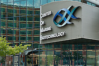 Center of Marine Biotechnology, Inner Harbor, Baltimore, Maryland, MD, USA