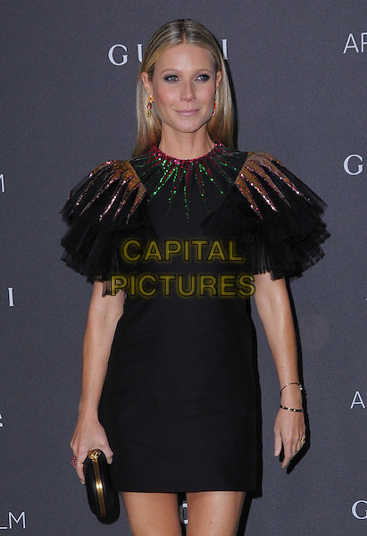29 October 2016 - Los Angeles, California. Gwenyth Paltrow. 2016 LACMA Art+Film Gala honoring Robert Irwin and Kathryn Bigelow presented by Gucci held at LACMA. <br /> CAP/ADM/BT<br /> &copy;BT/ADM/Capital Pictures