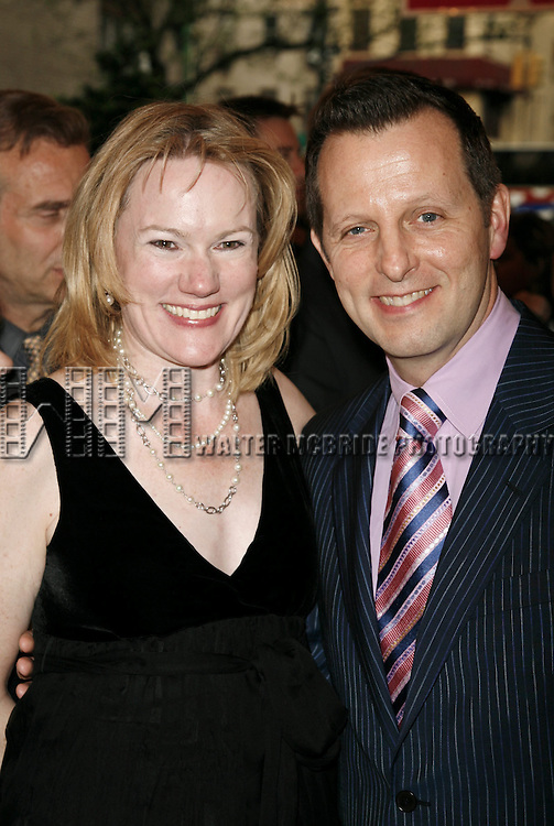 Kathleen Marshall attending the Opening Night performance of THE WEDDING SINGER at the AL Hirschfeld Theatre in New York City..April 27th, 2006.© Walter McBride / Retna Ltd.