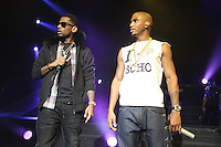 NEW YORK, NY - DECEMBER 5....Fabolous & Trey Songz perform at the Chapter 5 Tour at The Theater at Madison Square Garden December 5, 2012 in New York City. ......© Walik Goshorn / Retna Ltd. / Mediapunchinc