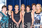 Kathleen McCarthy, Angie Kissane, Marie Leen, Marian O'Callaghan, Teresa Warren, Catherine Howe and Rachel Tuohy Killarney looking great at the Kerry All stars black tie ball in the Malton Hotel Killarney on Friday night    Copyright Kerry's Eye 2008