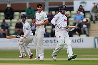 Simon Harmer and James Foster add to the Essex total during Worcestershire CCC vs Essex CCC, Specsavers County Championship Division 1 Cricket at Blackfinch New Road on 11th May 2018